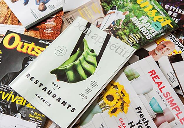 Magazine Samples