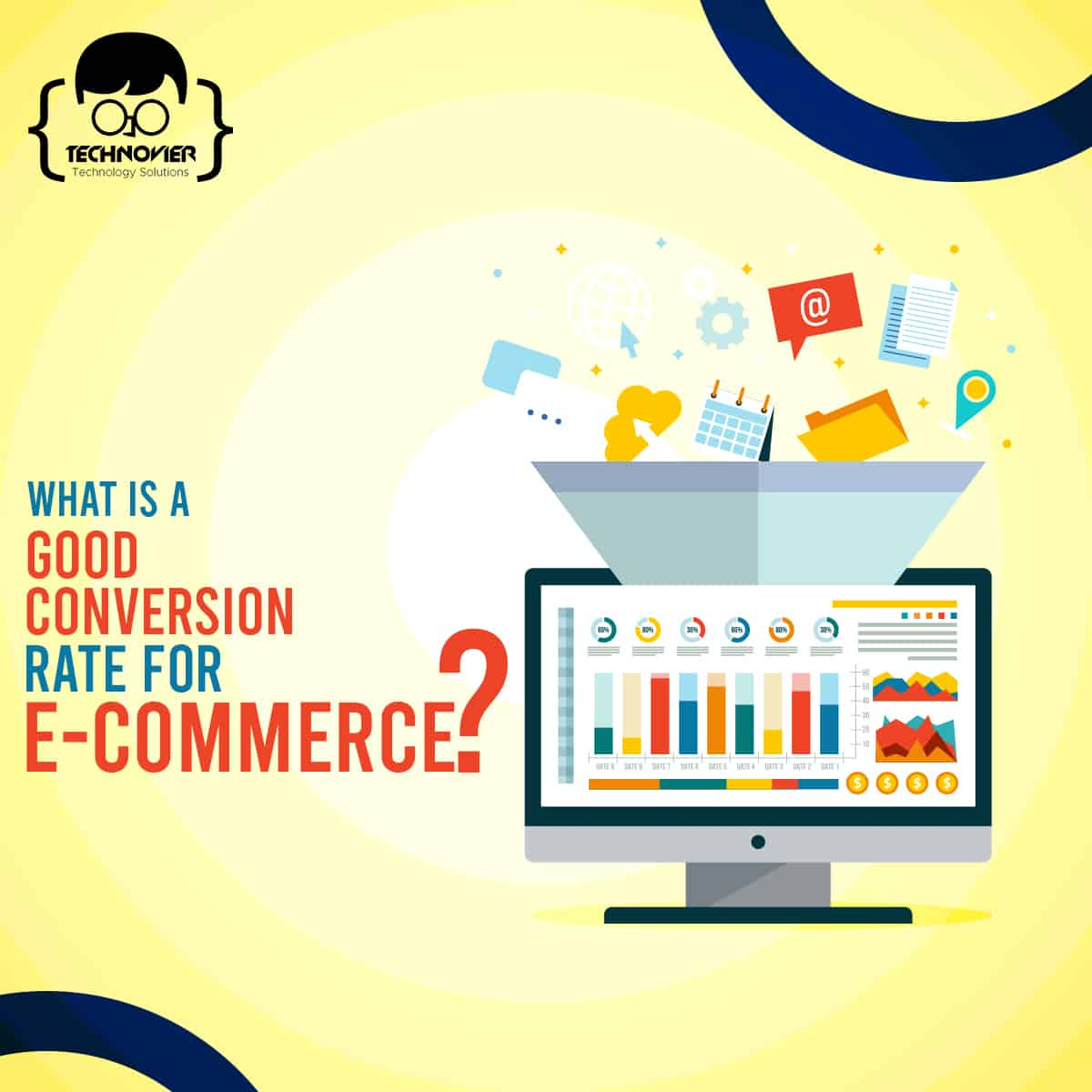 What Is A Good Conversion Rate For E-commerce Technovier Blog1