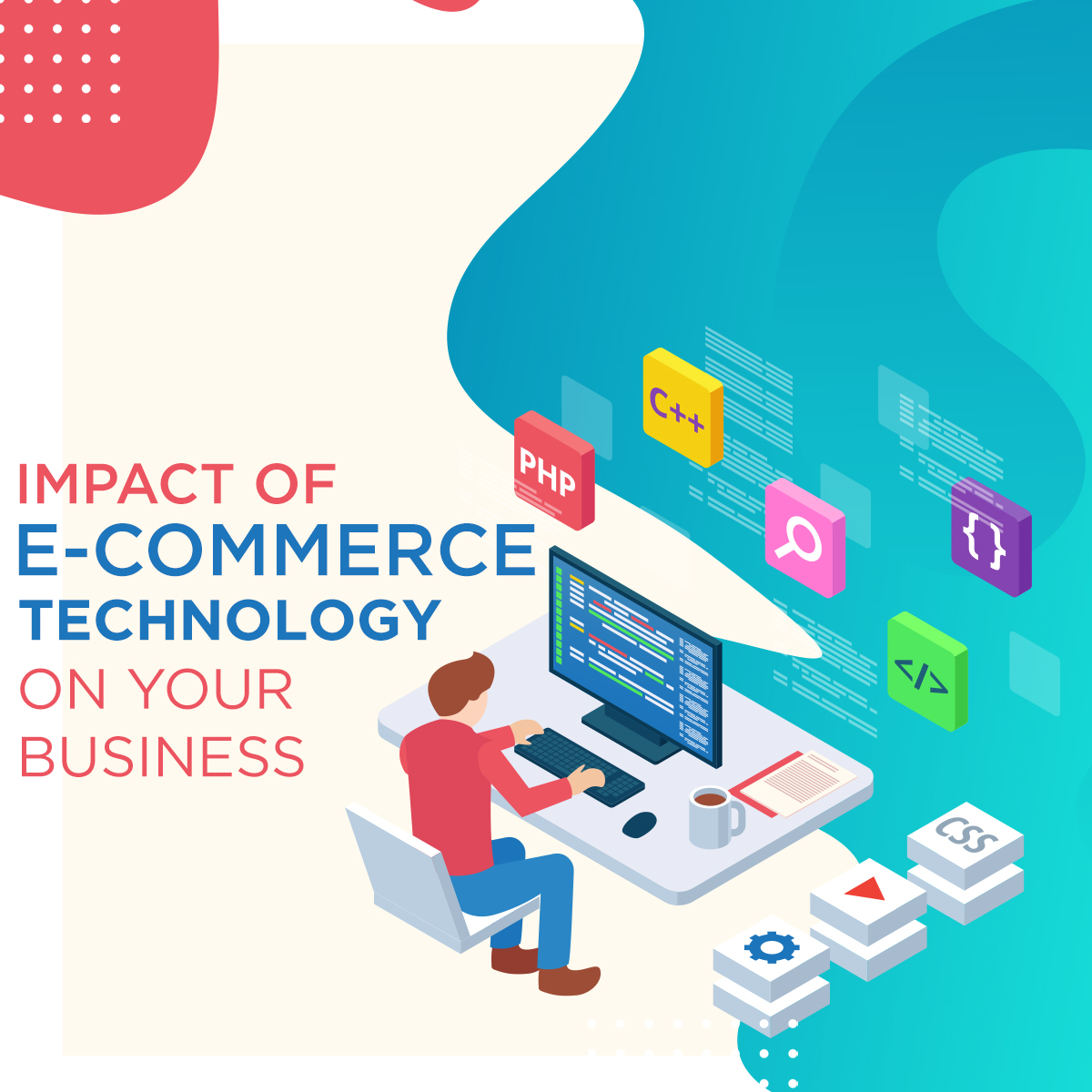 banner impact of e-commerce technology on your business