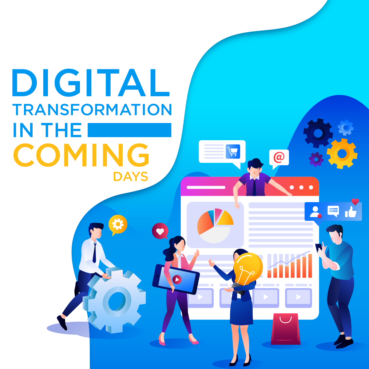 banner digital transformation in the coming days