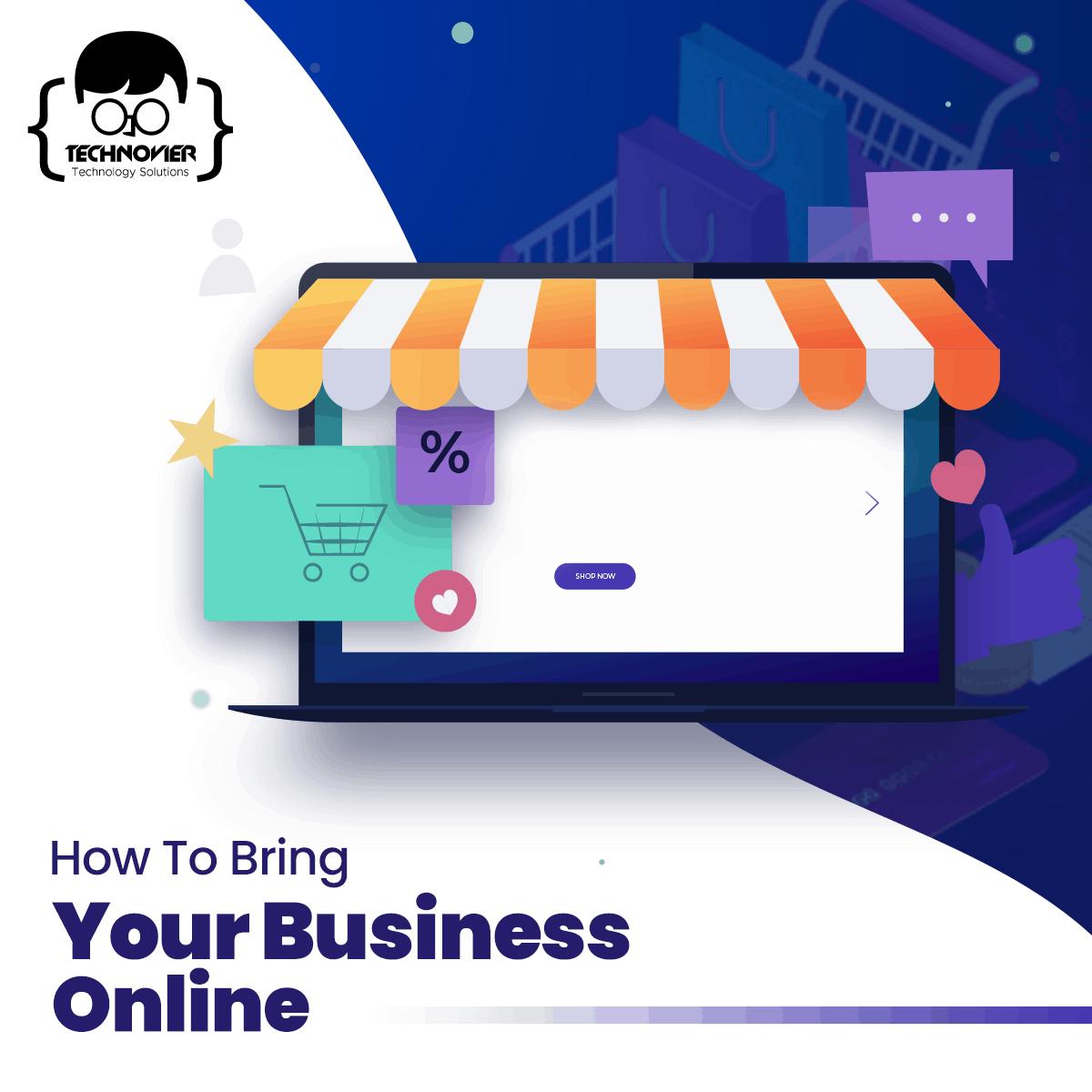 Bring online