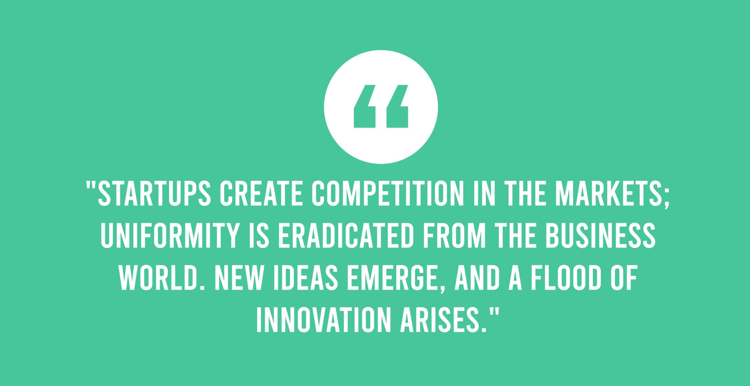 Empowerment of Startups in Pakistan